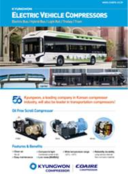 Electric Vehicle Compressors